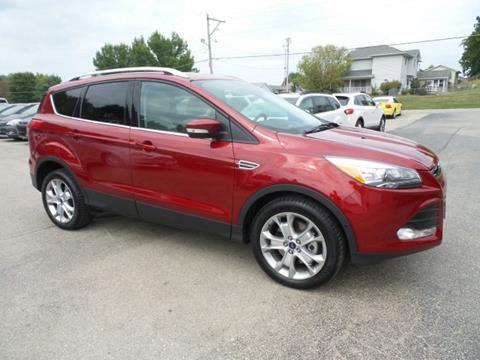 2015 Ford Escape for sale in West Branch, IA
