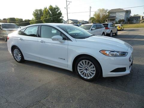 2016 Ford Fusion Hybrid for sale in West Branch, IA
