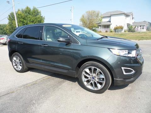 2015 Ford Edge for sale in West Branch IA
