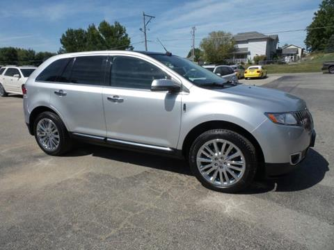 2012 Lincoln MKX for sale in West Branch, IA