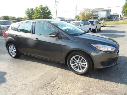 2016 Ford Focus for sale in West Branch IA