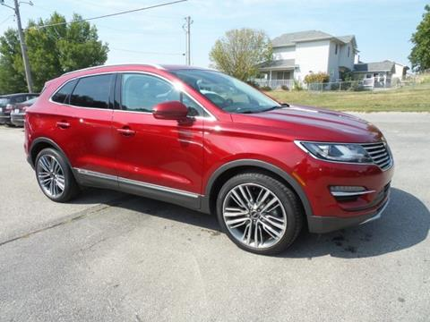 2016 Lincoln MKC for sale in West Branch IA