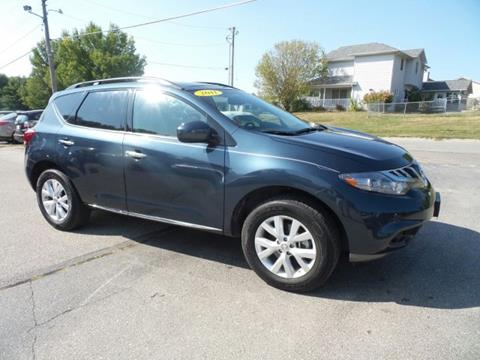 2011 Nissan Murano for sale in West Branch IA