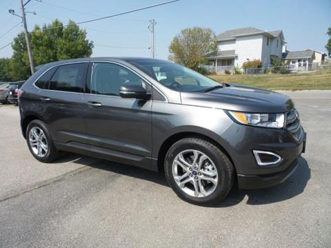 2017 Ford Edge for sale in West Branch, IA