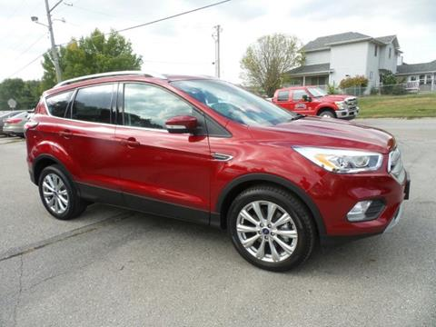 2017 Ford Escape for sale in West Branch IA