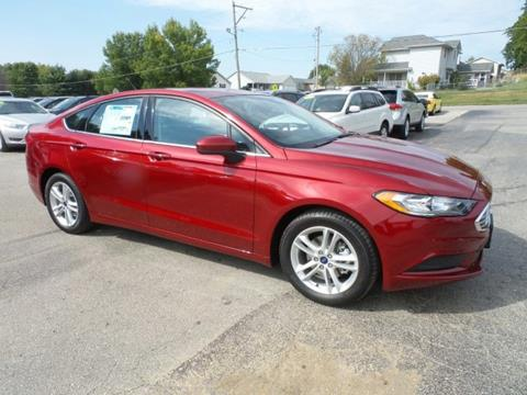 2018 Ford Fusion for sale in West Branch, IA