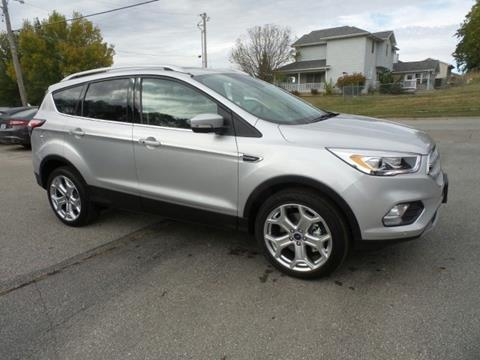 2018 Ford Escape for sale in West Branch, IA
