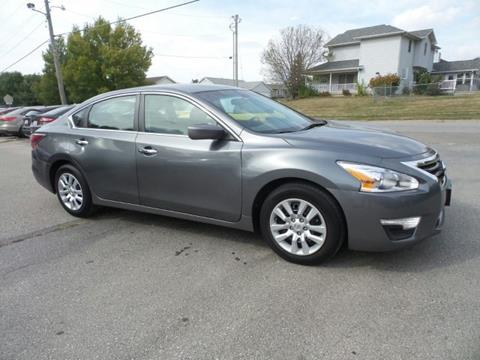 2014 Nissan Altima for sale in West Branch IA