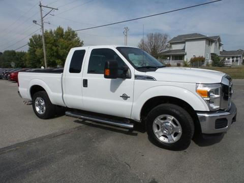 2011 Ford F-250 Super Duty for sale in West Branch IA