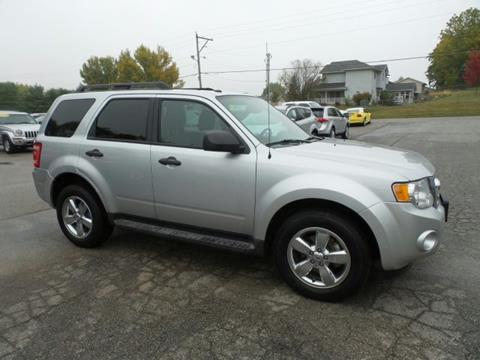 2011 Ford Escape for sale in West Branch IA
