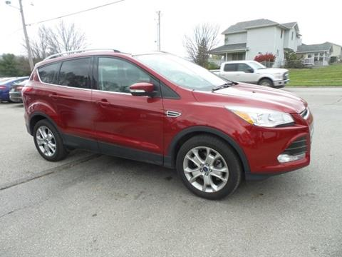2016 Ford Escape for sale in West Branch IA