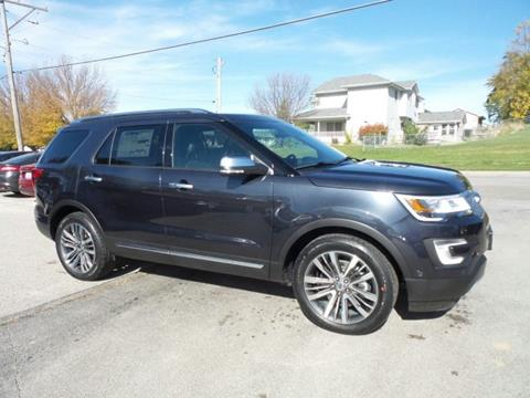 2017 Ford Explorer for sale in West Branch, IA