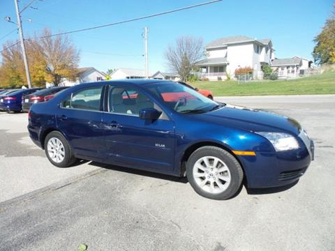 2007 Mercury Milan for sale in West Branch IA