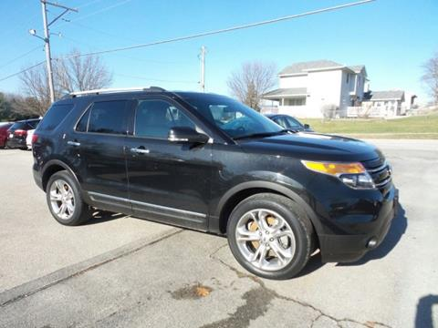 2013 Ford Explorer for sale in West Branch, IA