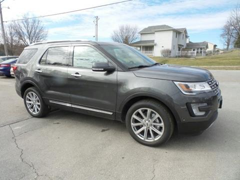 2017 Ford Explorer for sale in West Branch IA