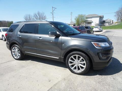 2016 Ford Explorer for sale in West Branch, IA