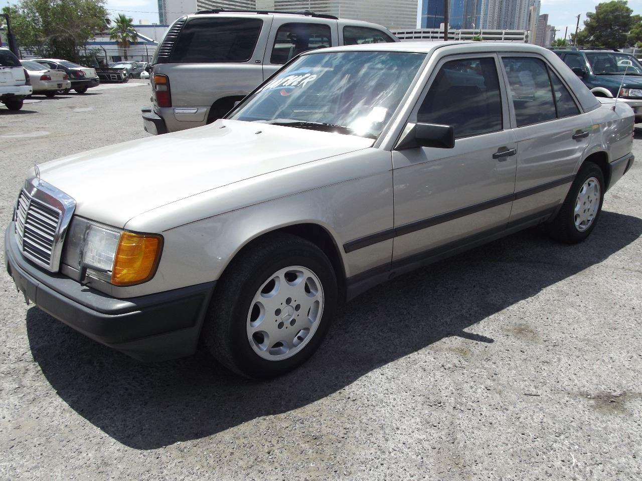 1989 mercedes benz 300 class 300e 4dr sedan in las vegas for 1989 mercedes benz 300e