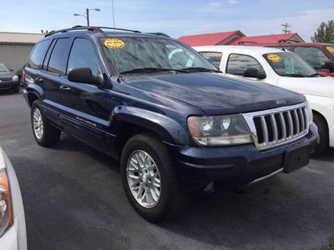 2004 Jeep Grand Cherokee for sale in Harviell, MO