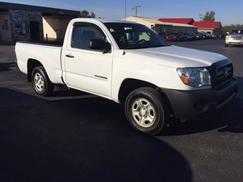 2006 Toyota Tacoma for sale in Harviell, MO