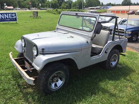 1956 Jeep Willys for sale in Harviell, MO