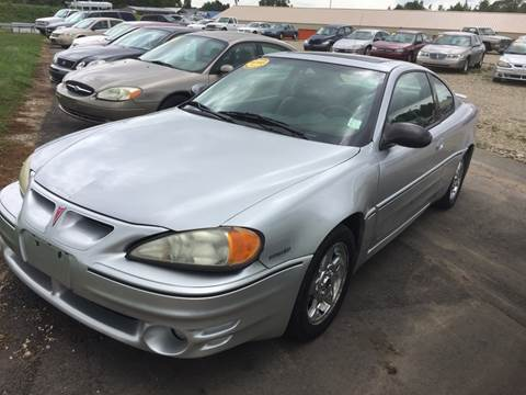 2004 Pontiac Grand Am for sale in Harviell, MO
