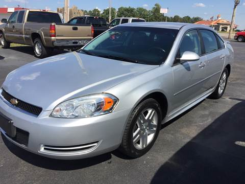 2013 Chevrolet Impala for sale in Harviell, MO