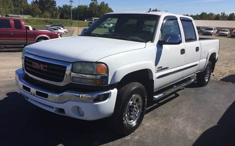 2006 GMC Sierra 2500HD for sale in Harviell, MO