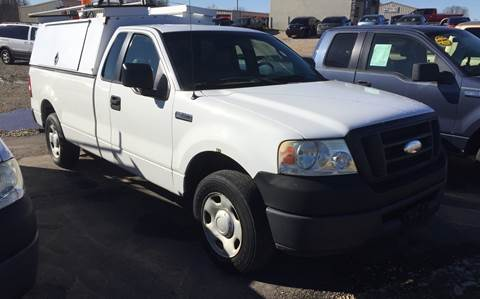 2008 Ford F150 For Sale >> 2008 Ford F 150 For Sale In Harviell Mo