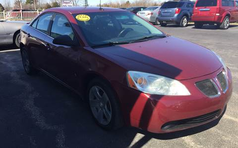 2008 Pontiac G6 for sale in Harviell, MO
