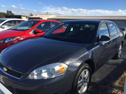 2008 Chevrolet Impala for sale in Harviell, MO