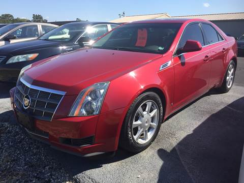 2008 Cadillac CTS for sale in Harviell, MO