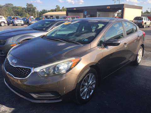 2014 Kia Forte for sale in Harviell, MO