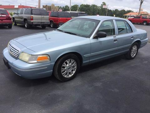 2003 Ford Crown Victoria for sale in Harviell, MO