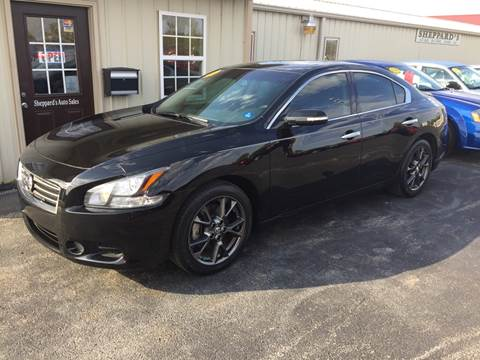 2014 Nissan Maxima for sale in Harviell, MO