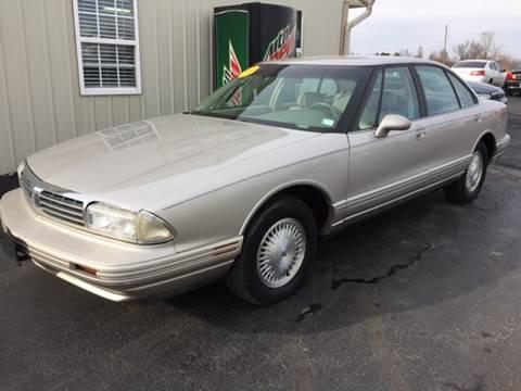1997 Oldsmobile Regency for sale in Harviell, MO
