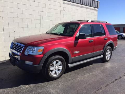 2006 Ford Explorer for sale in Harviell, MO