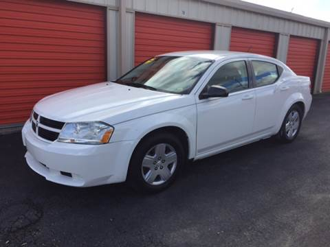 2009 Dodge Avenger for sale in Harviell, MO
