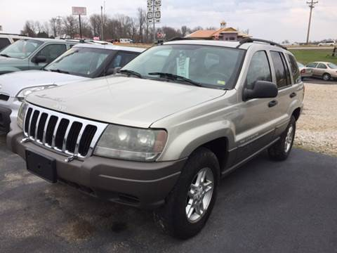 2003 Jeep Grand Cherokee for sale in Harviell, MO