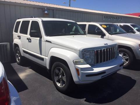 2008 Jeep Liberty for sale in Harviell, MO