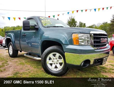 2007 GMC Sierra 1500 for sale in Mongaup Valley, NY