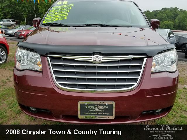 2008 chrysler town and country touring 4dr mini van in mongaup valley. Cars Review. Best American Auto & Cars Review