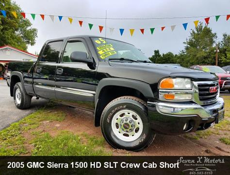 2005 GMC Sierra 1500HD for sale in Mongaup Valley, NY