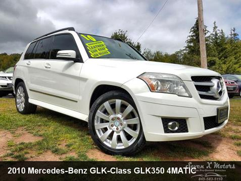 2010 Mercedes-Benz GLK for sale in Mongaup Valley, NY