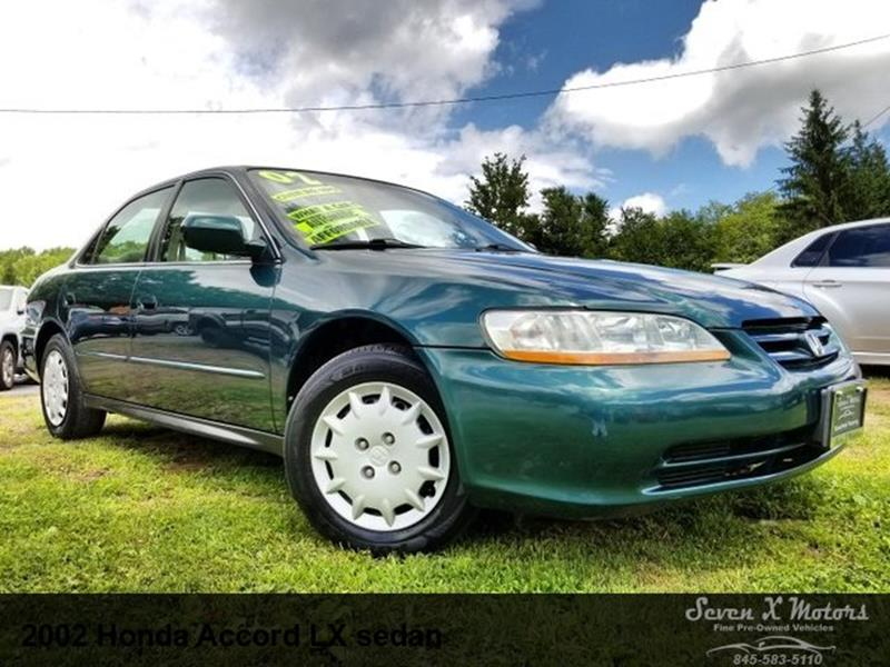 2002 Honda Accord LX 4dr Sedan   Mongaup Valley NY