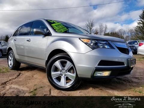 2012 Acura MDX for sale in Mongaup Valley, NY