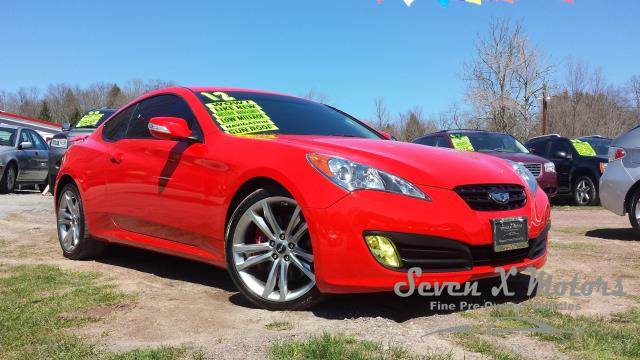 2012 Hyundai Genesis Coupe 3.8 Track R   Spec W/ Brembo Brakes   Mongaup  Valley