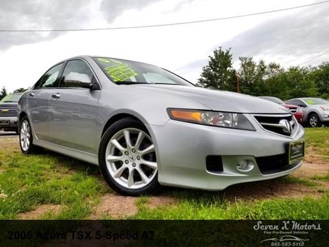 2006 Acura TSX for sale in Mongaup Valley, NY
