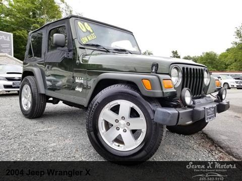 2004 Jeep Wrangler for sale in Mongaup Valley, NY