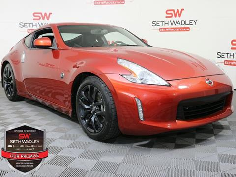 2015 Nissan 370Z for sale in Pauls Valley, OK