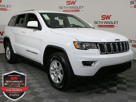 2017 Jeep Grand Cherokee for sale in Pauls Valley, OK